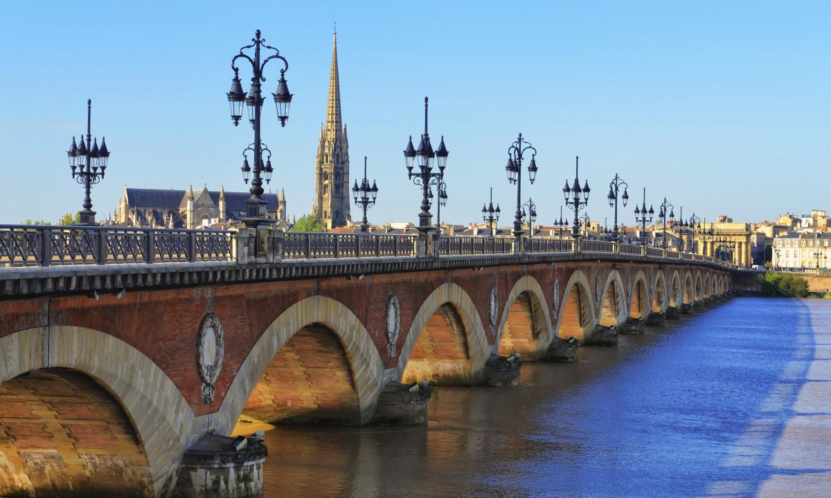 Bordeaux by