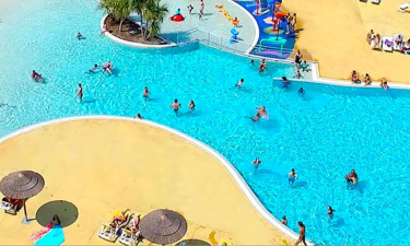 Pool Camping De la Plage (Mimizan)
