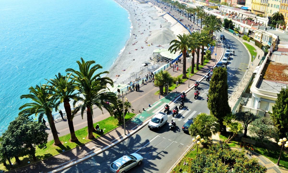 Cannes i Côte d'Azur i Frankrig