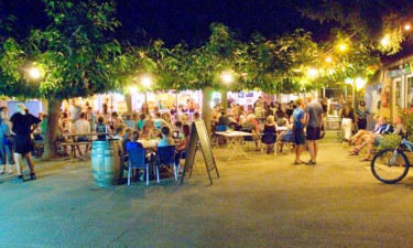 Restaurant Camping Le Canigou in Languedoc
