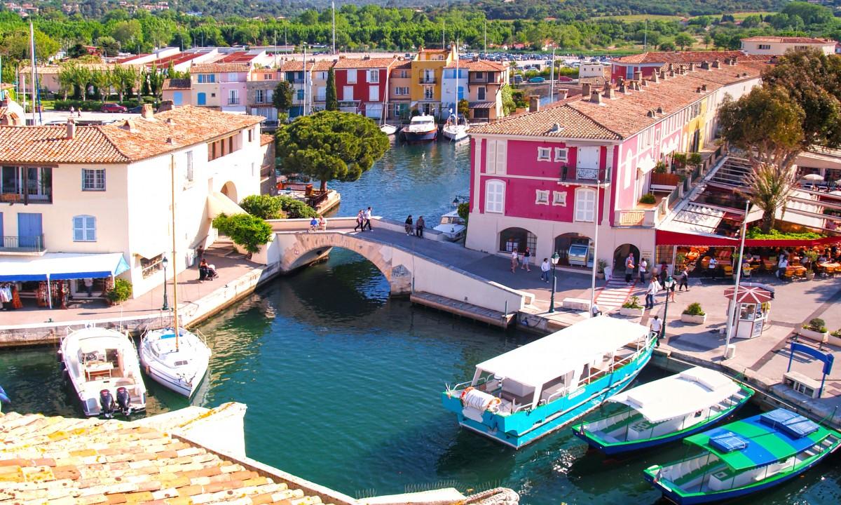 Les Restanques du Golf i Côte d'Azur - Hyggelig havn i naerheden af feriestedet
