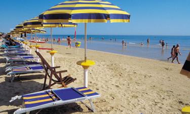 Basen, plaża i udogodnienia na miejscu