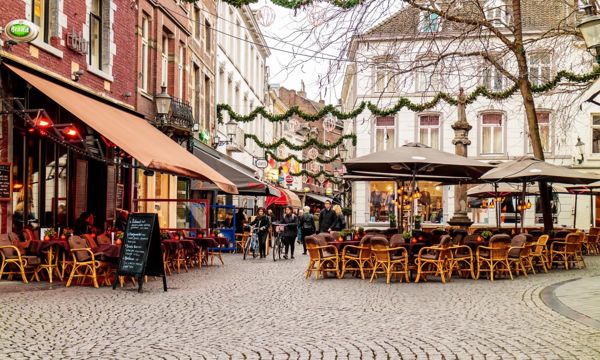 Restauranter i Maastricht, Holland
