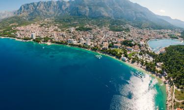 Oversigt over Makarska