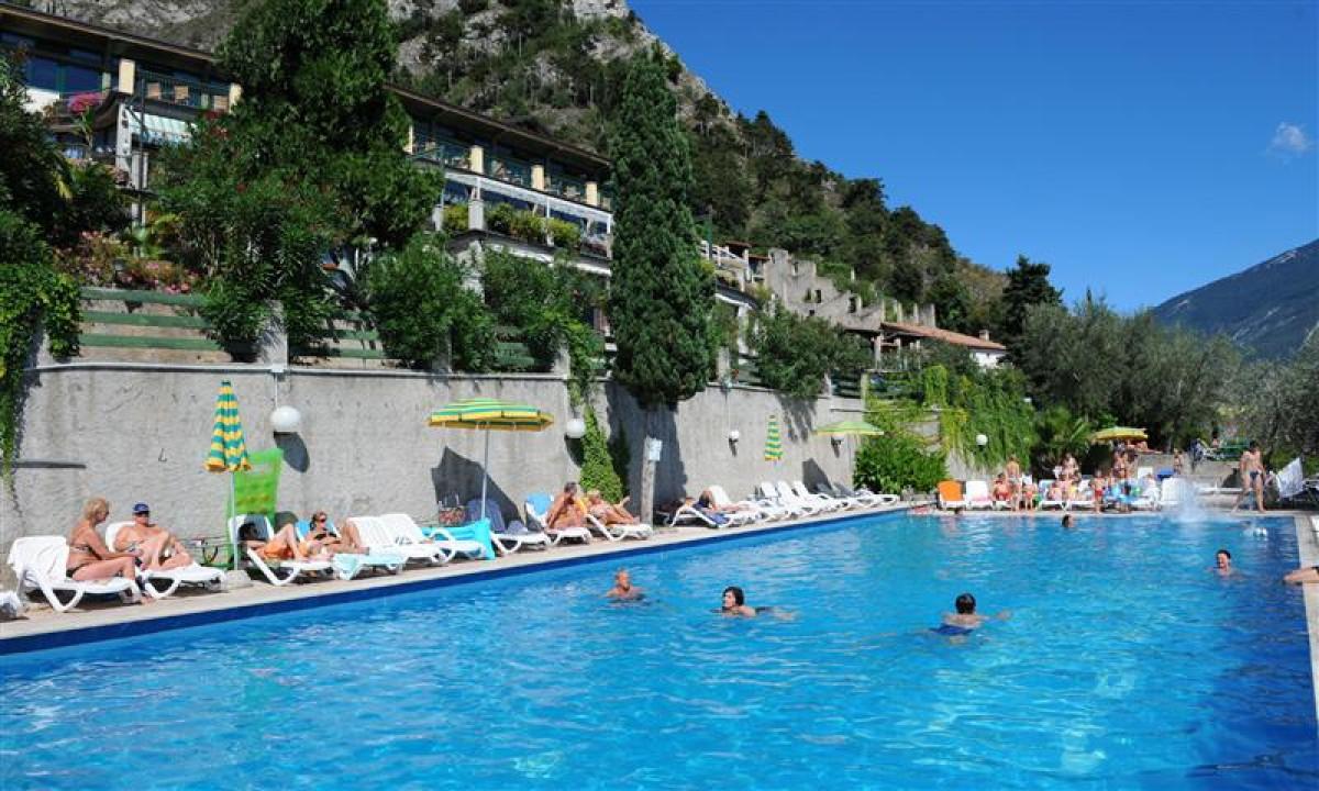 Hotel La Limonaia ved Gardasoeen