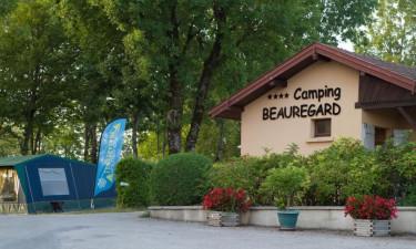 Velkommen til Camping Beauregard