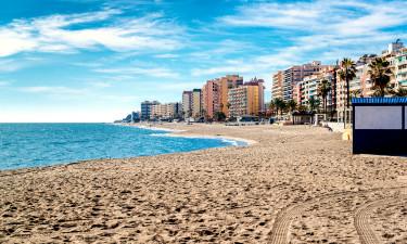 Costa del Sol - Skøn badestrand på den spanske kyst