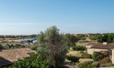 Cap d'Agde og området