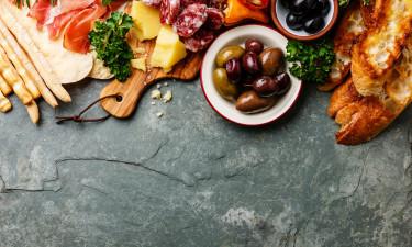 Spis godt ude eller hjemme på Residence Calap