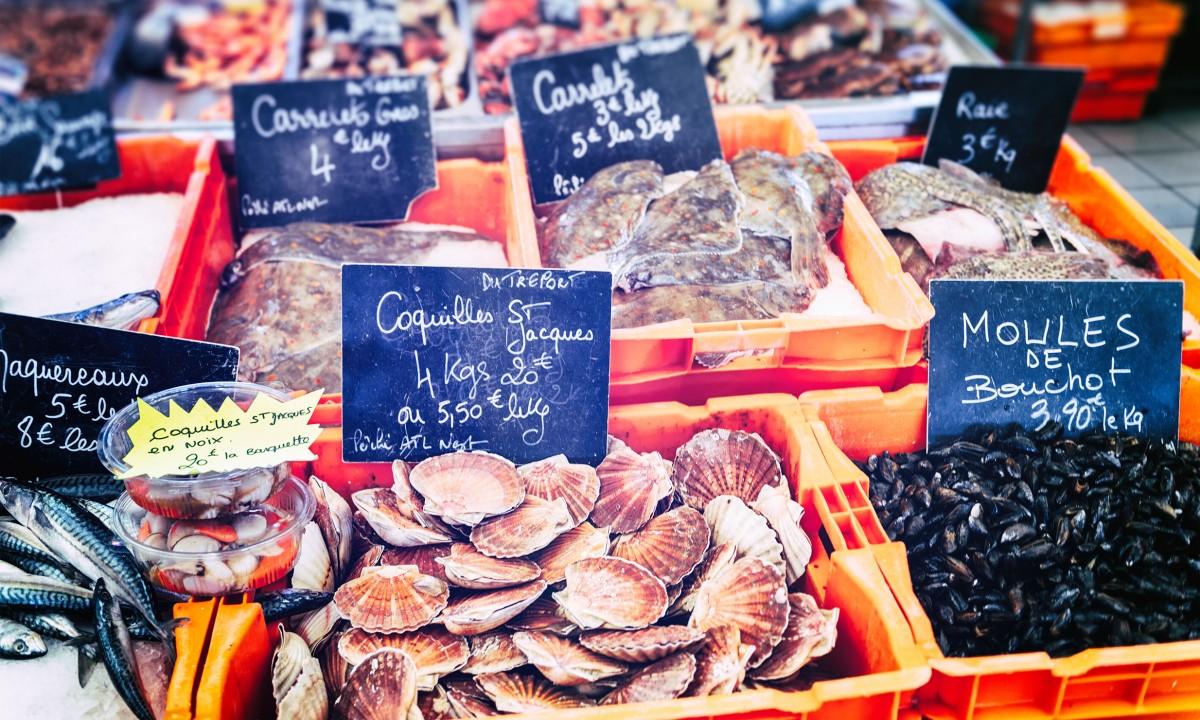 Laekre specialiteter fra Normandiet
