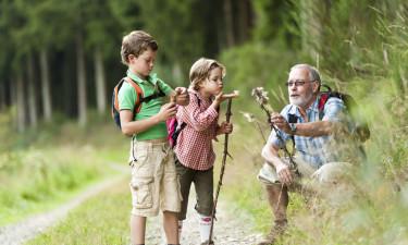 Udforsk naturen og tag på udflugt i området
