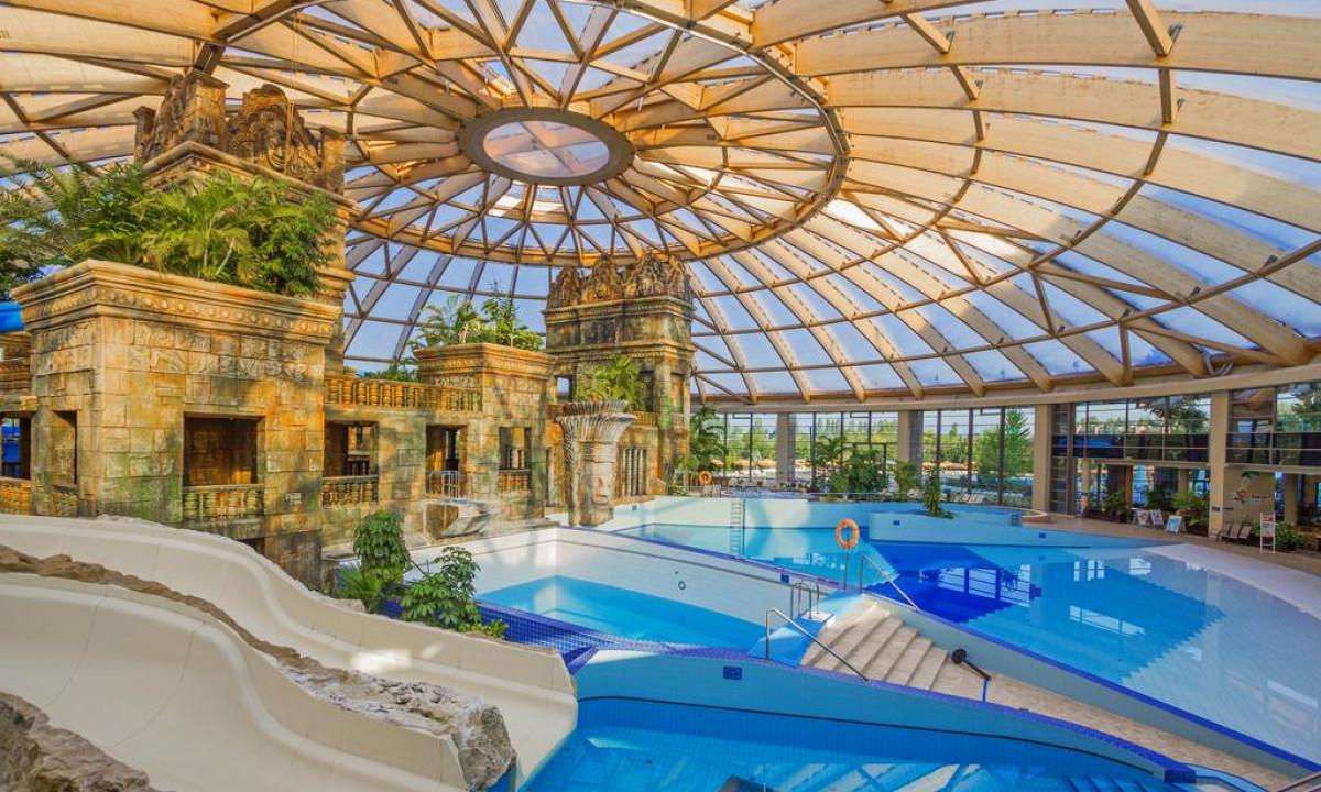 Aquaworld - Det store indendørs badeland