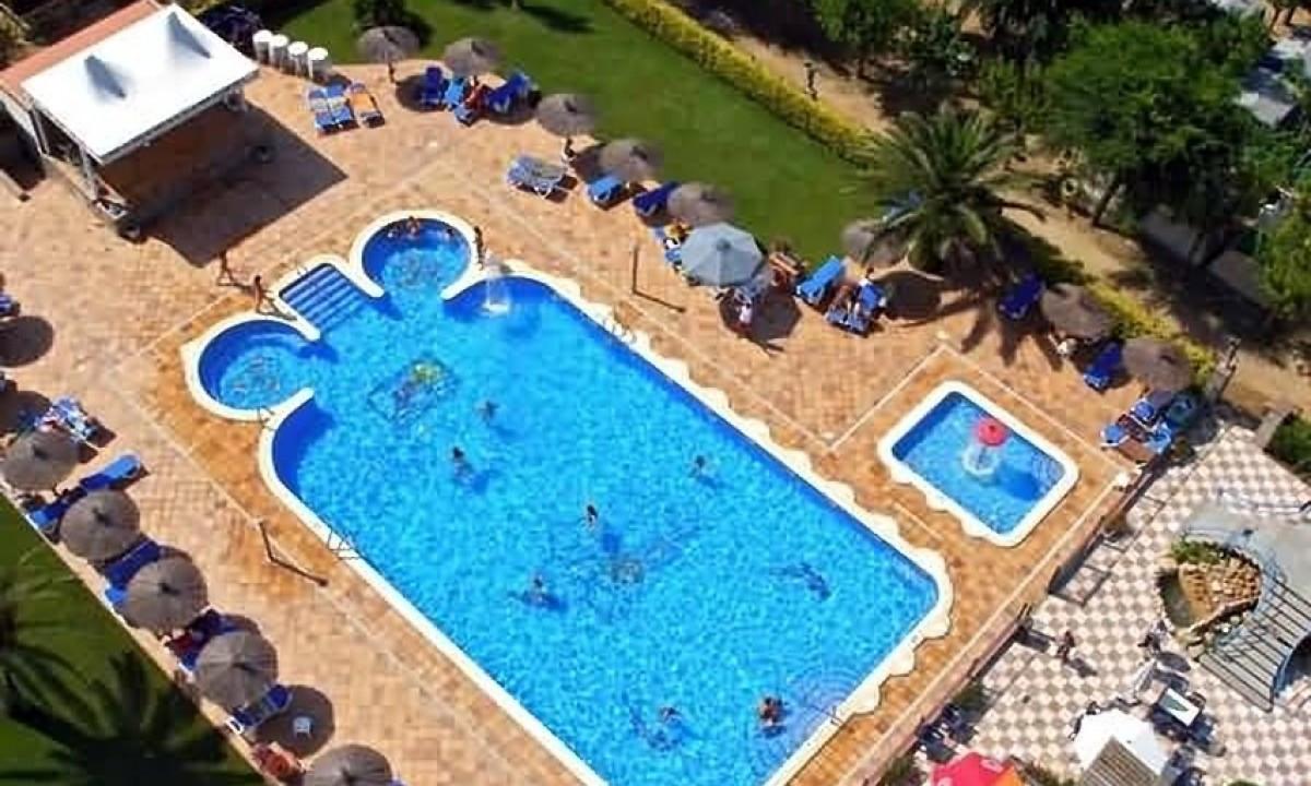 Pladsens fine pool