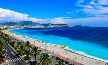 Campingurlaub Côte d'Azur