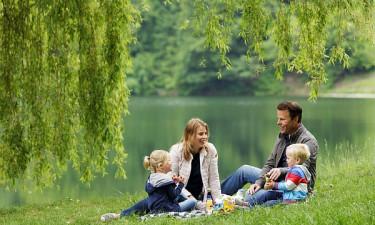 Park Eifel - Familie i de grønne omgivelser