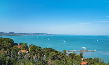 Urlop nad jeziorem Balaton