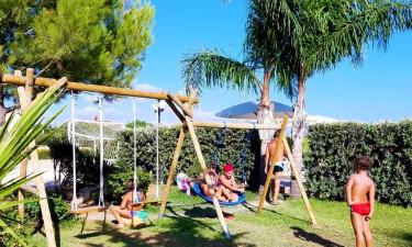 Det tilbyder campingpladsen af aktiviteter: