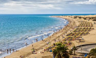 Camping i Spanien er lig med Solskin, varme og lækkert vejr