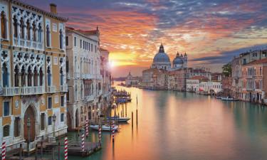 Oplev smukke Venedig