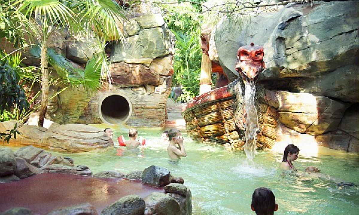 Aqua Mundo - Børnepool i badelandet