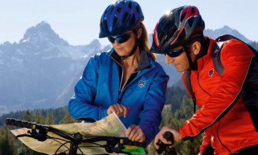 Udforsk de østrigske Alper til fods eller på cykel