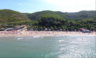 Camping Turistico San Nicola in Apulien
