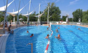 Sehenswertes - Camping Füred am Balaton