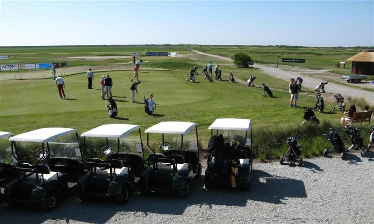 Roemoe Golf Links - Golfbaner
