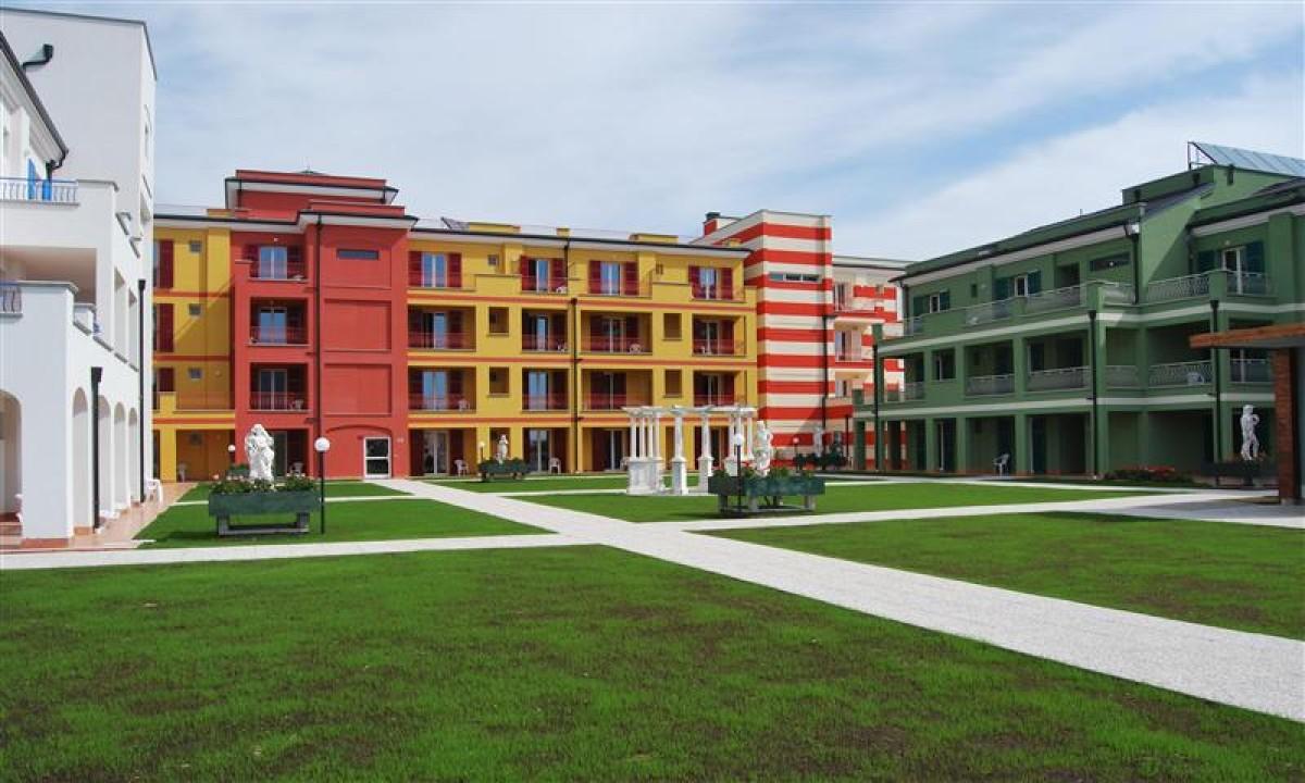 Hotel og lejlighedskompleks Ai Pozzi