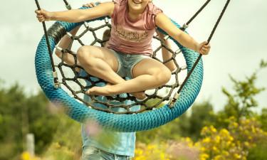 Giv børnene en sjov og oplevelsesrig ferie