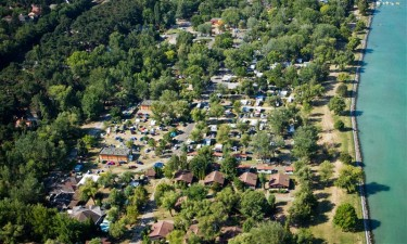 Camping Village Aranypart – Balatonsøen