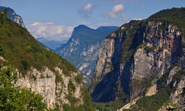 På oplevelser i Valsugana dalen