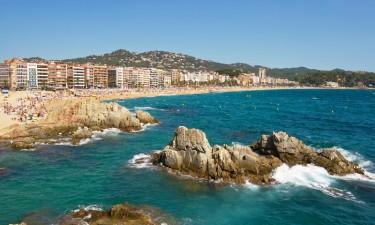 Skøn kyststrækning til strandferie og vandsport
