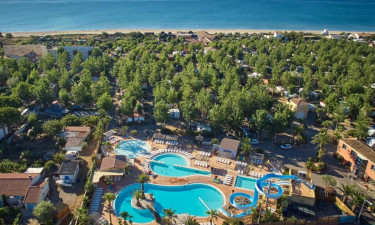 Campingferie i smukke Languedoc
