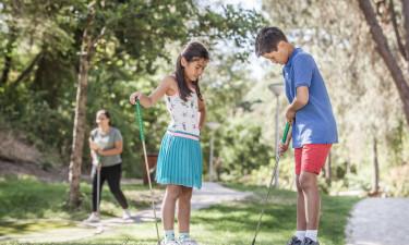 Sportsfaciliteter og aktiviteter for hele familien