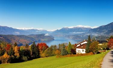 Skøn familieferie i Kärnten
