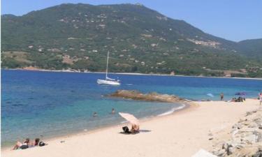Camping Le Colomba auf Korsika