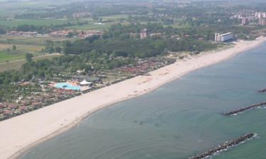 Spiaggia e Marecamping