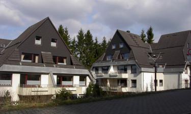 Parkresidenz - Feriestedets to boliger