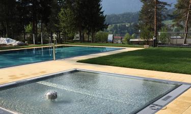 Pladsens poolområde