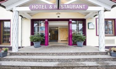 Hyggelige Hotel Eydt Kirchheim