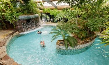 Tropiske badelande