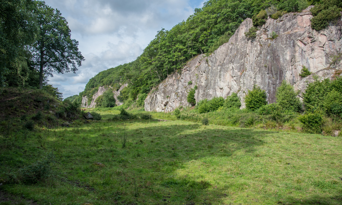 Ekkodalen - Skønt naturområde på Bornholm