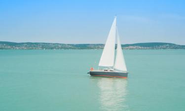Wakacje nad węgierskim jeziorem Balaton