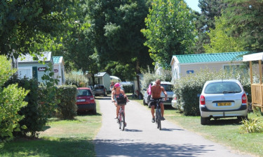 Cykler på pladsen