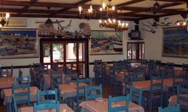 Restaurant og barer