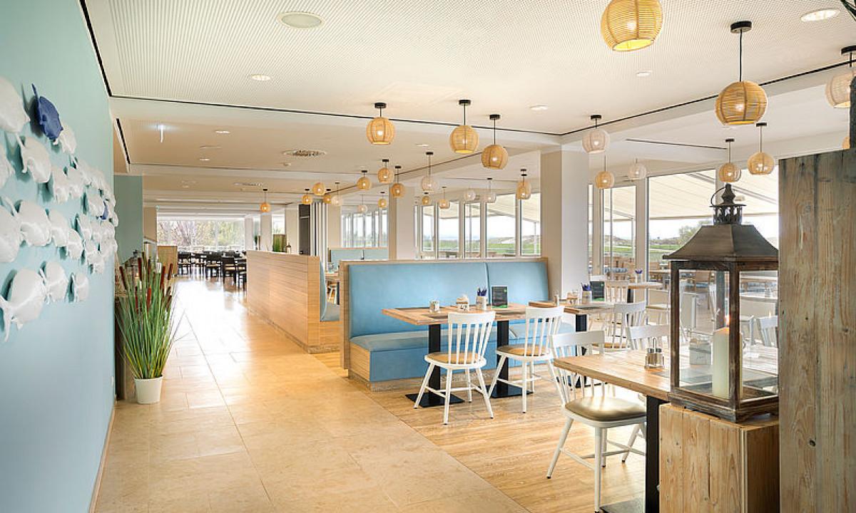 Weissenhäuser Strand - Hyggelig restaurant