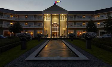 Om Van der Valk Resort
