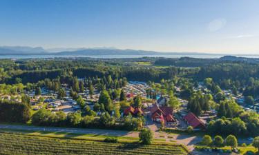 Dlaczego warto wybrać luksusowy kemping Gitzenweiler Hof?