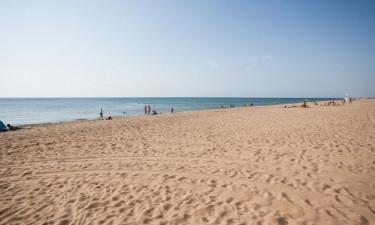 Strand Camping La Plage et le Bord de Mer
